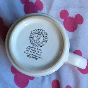 Disney Kitchen - Disney Vintage 1994 Donald Duck Mug Coffee Tea